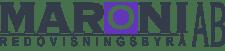 Maroni Redovisnings Byrå Logo