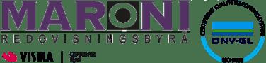 Maroni Redovisningsbyrå i Stockholm Logotyp